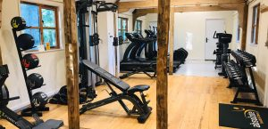 Absolute Health and Fitness studio